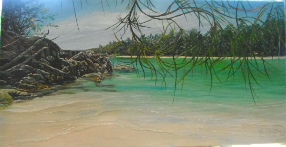 Honeymoon Bay (Sold)
